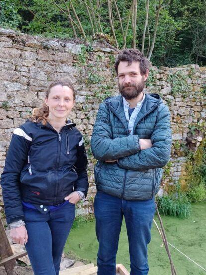 Clarisse & Matthieu