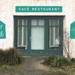 devanture café-restaurant