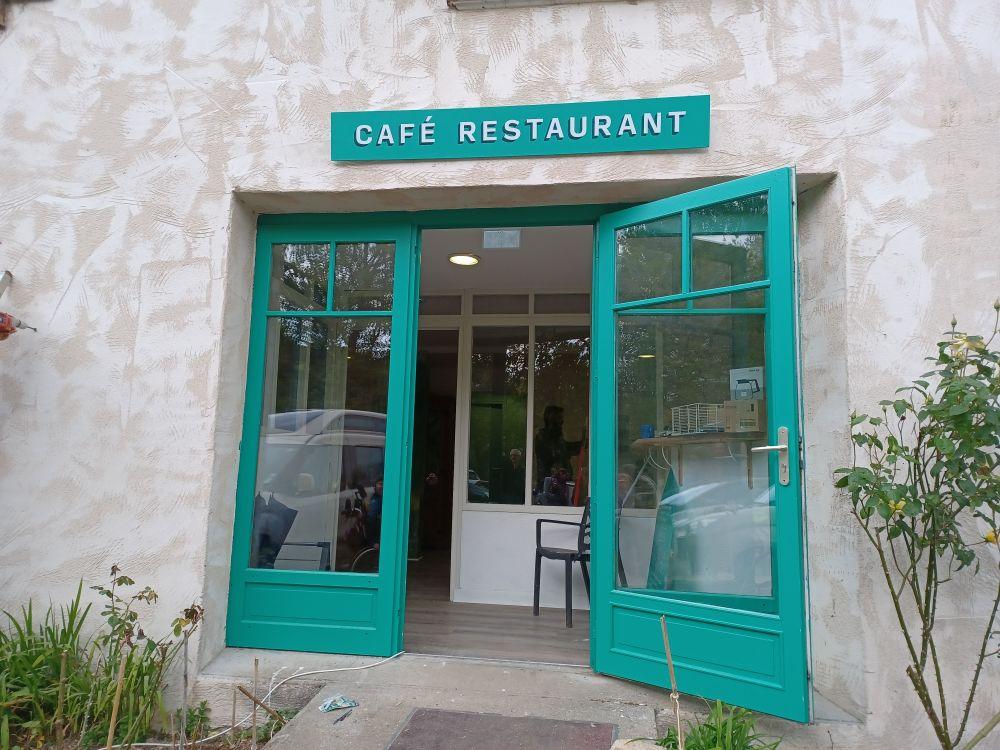 Le café-restaurant solidaire prêt à vous accueillir